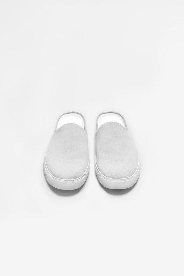Paracia Vera suede - white