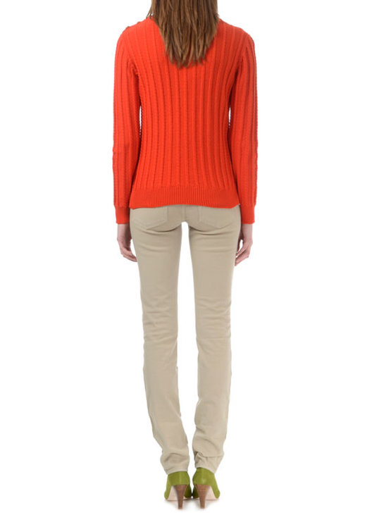A.P.C Cable Knit Sweater