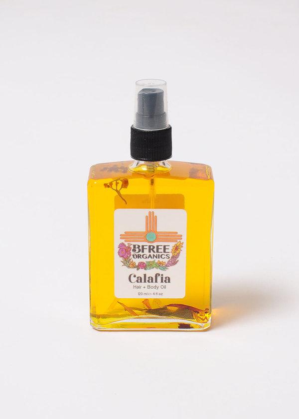 BFree Organics Calafia Hair + Body Oil