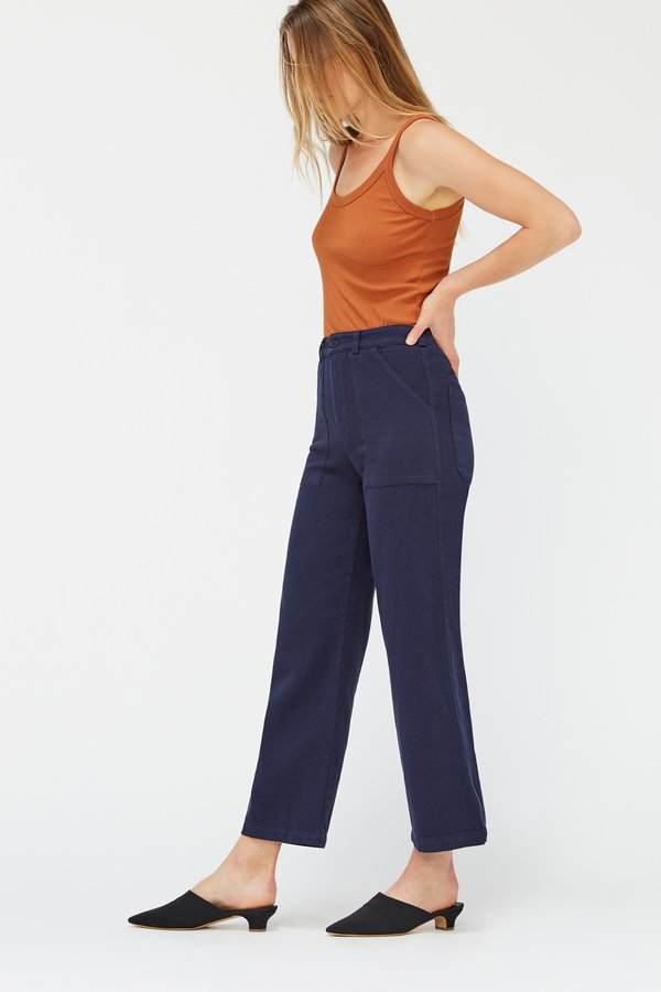 Lacausa Arlo Trousers - Ink