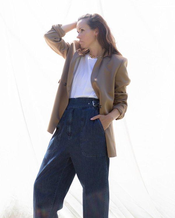 Rachel Comey Deft Pant - Dark Indigo