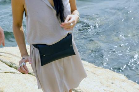 AW By Andrea Wong SENSIBLE EXPLORER'S BELT BAG | BLACK