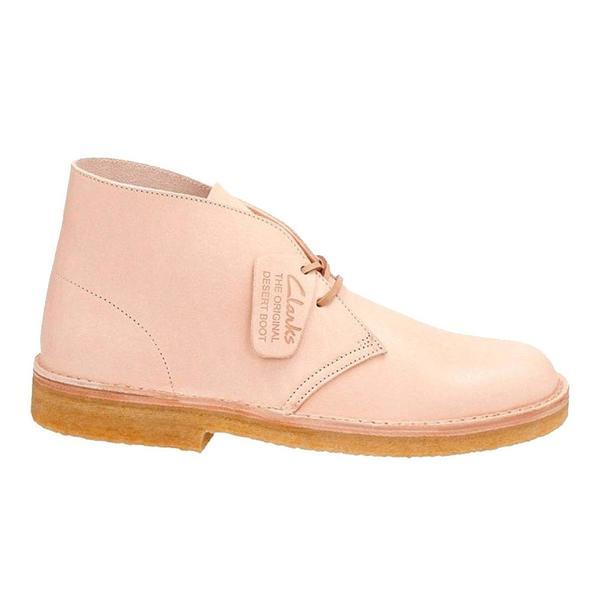 ClarksDesert Boot - Natural Tan