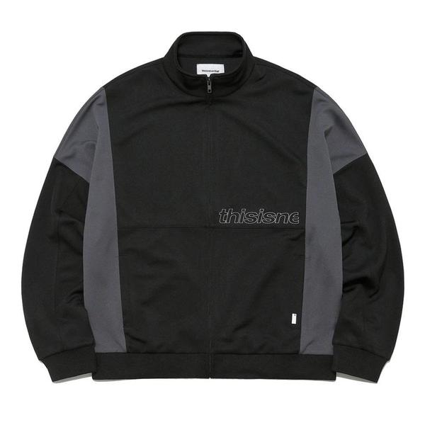 ThisIsNeverThat HSP Track Jacket - Black