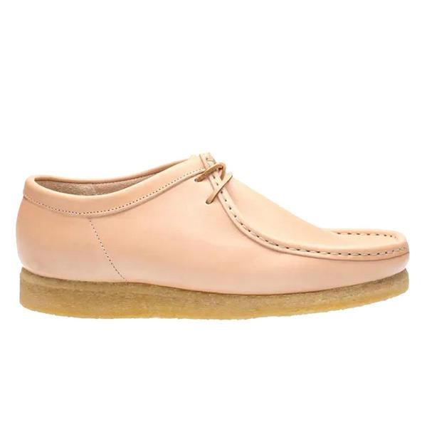 Clarks Wallabee Boot - Natural Tan