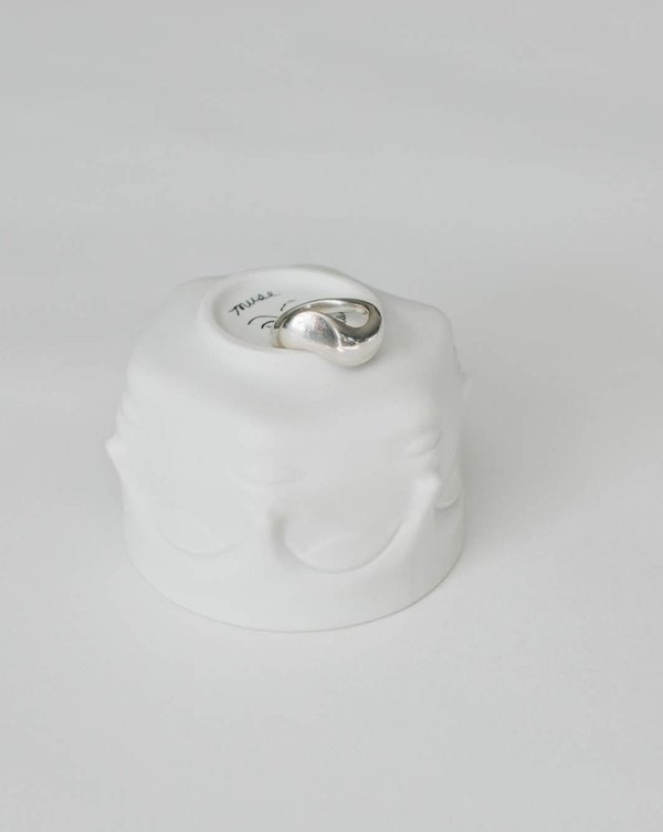 Luiny Ola Ring - Silver