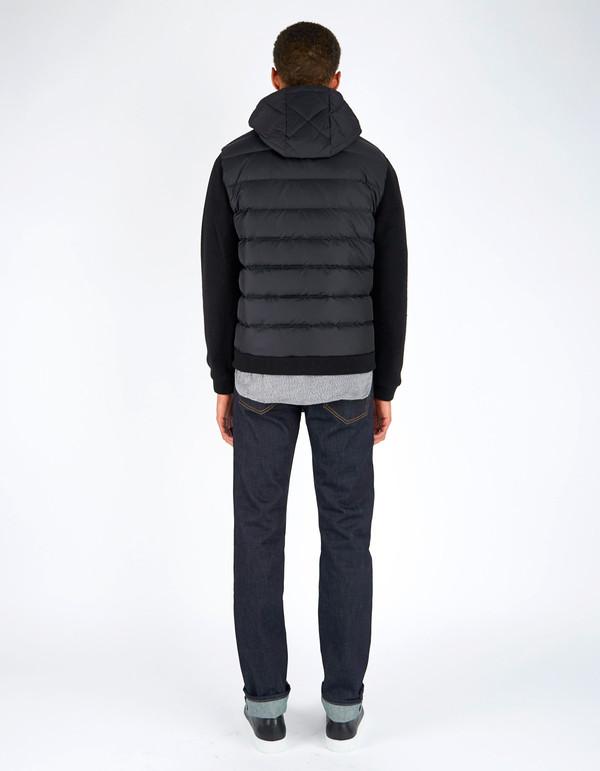Men's Woolrich John Rich & Bros. Wool Down Sweater Black