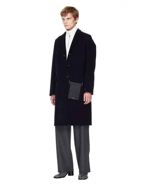 Maison Margiela Leather Bag - Black