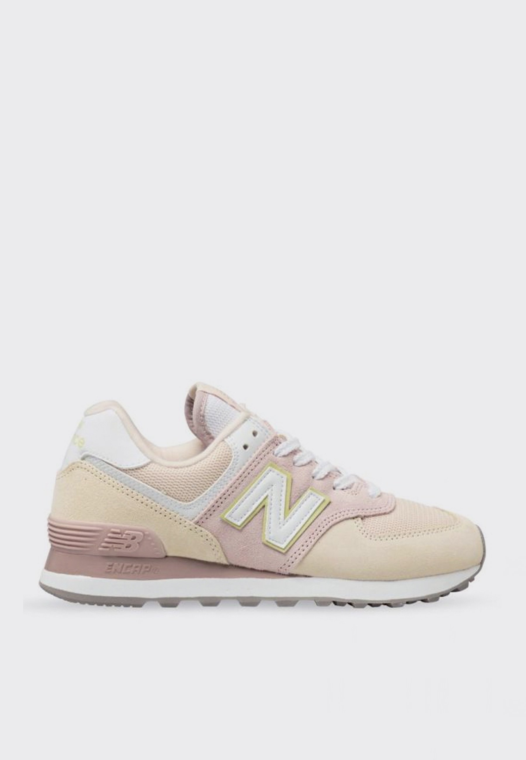 Balance 574 Sneakers - Pink | Garmentory