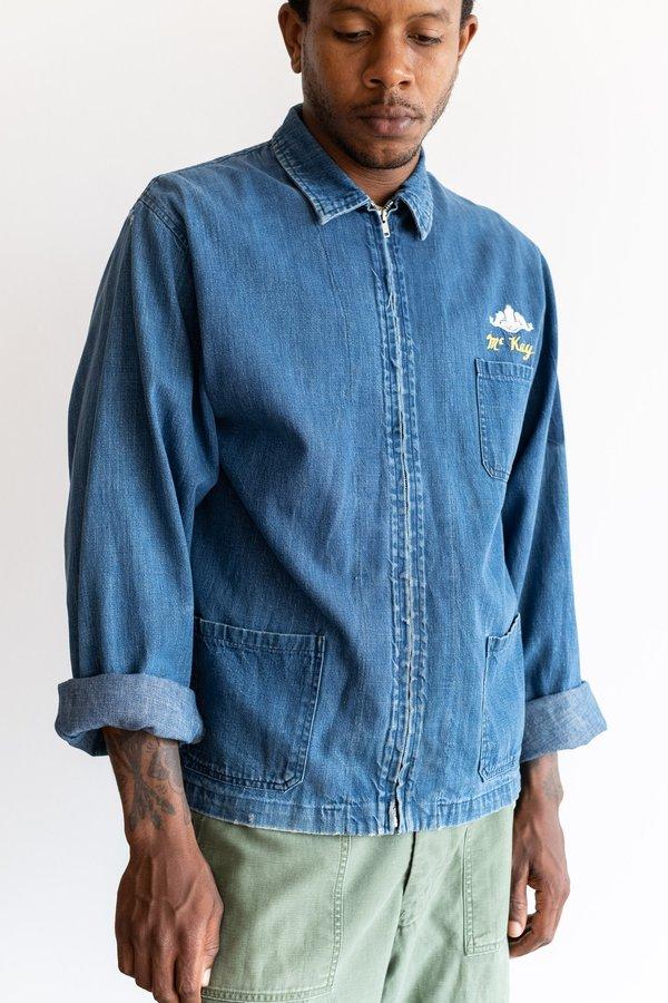 Vintage U.S. Denim Jacket - Navy