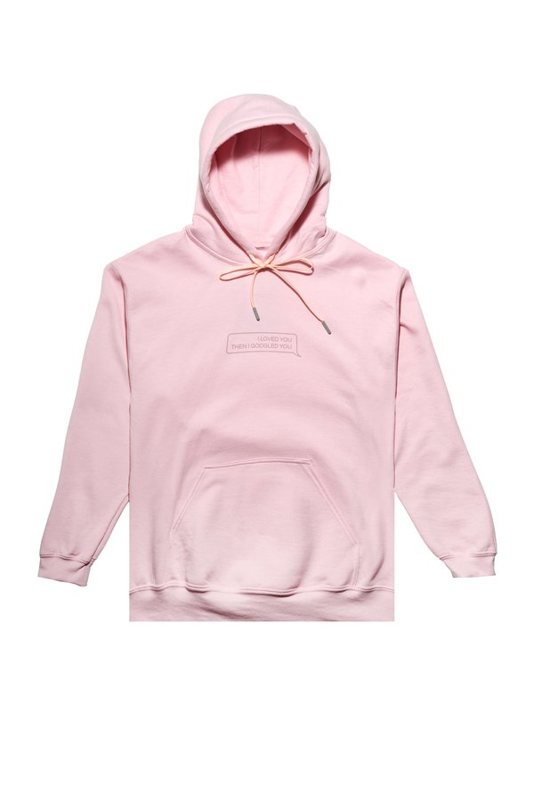 The Celect Googled You Hoodie - Pink