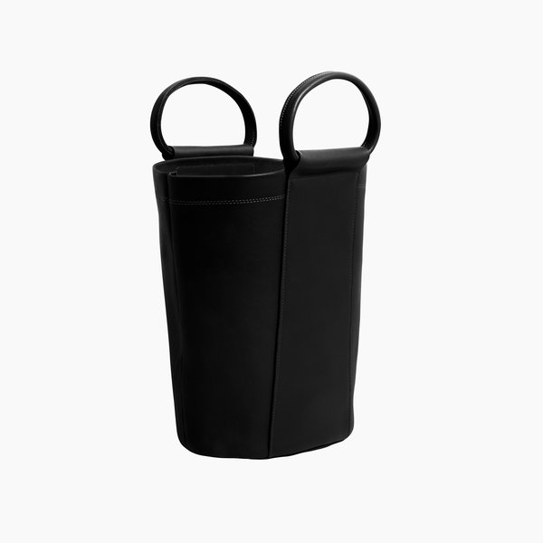 Poketo Petit Bucket Bag - Black