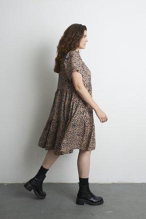 Osei-Duro Layer Dress - Snakebite