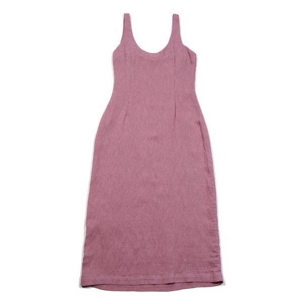 Raquel Allegra Easy Tank Dress - Mauve