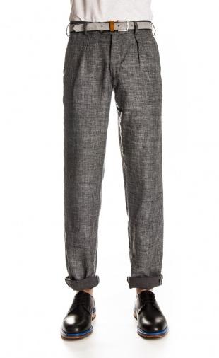 Oliver Spencer Pleat Trouser