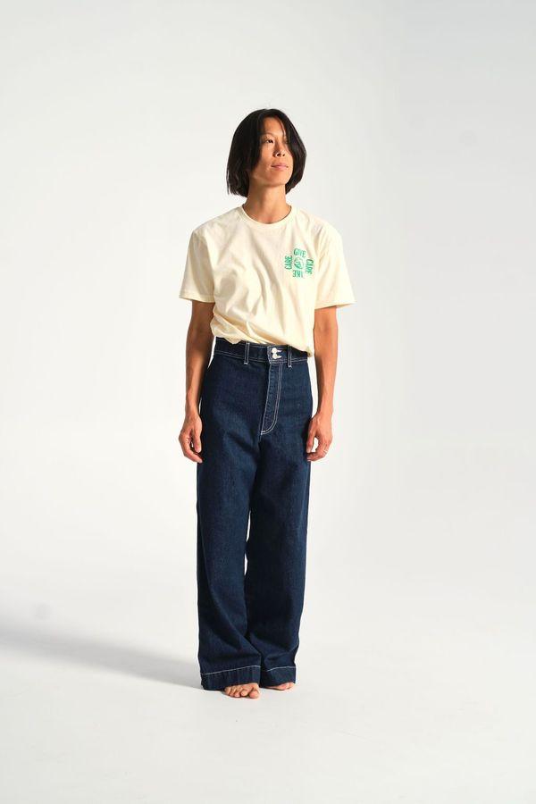 Shaina Mote Utility Pant - Indigo