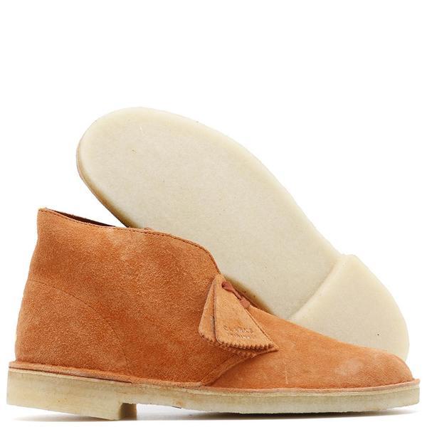 Clarks Desert Boot - Ginger Suede