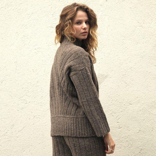 Kordal Tate Ribbed Sweater