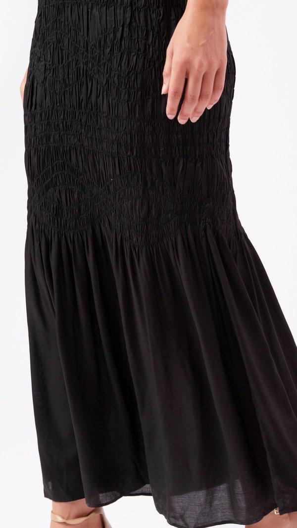 Mara Hoffman Keira Dress - Black