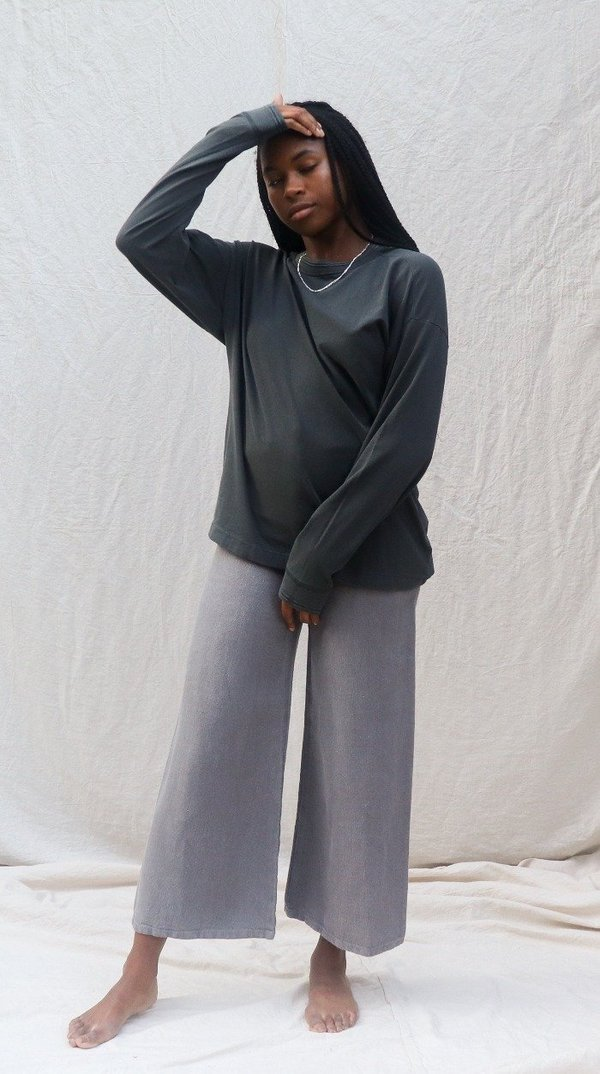 Filosofia Lexi Linen Wide Leg Pants