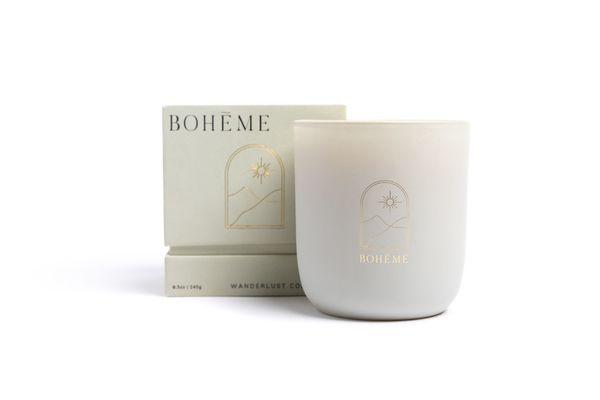Bohéme The Goa Candle