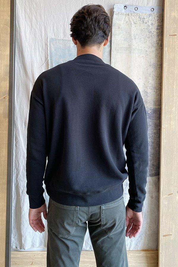 ALTER Mock Neck Pullover Sweatshirt