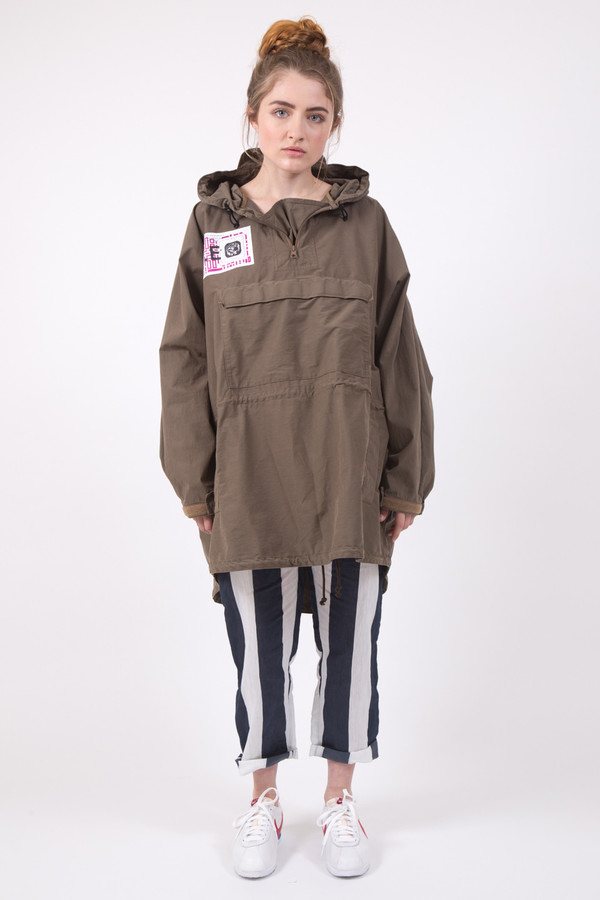 Cav Empt Icon Pullover Jacket in 2019 | Fashion, Parka style