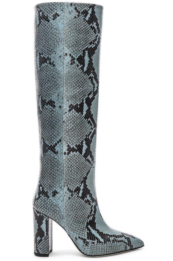 Paris Texas Boot Heel