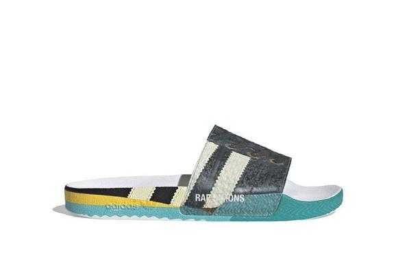 adidas RS Micro Adilette Slides - Black