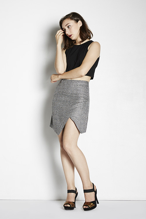 Jaggar Daze Wrap Skirt