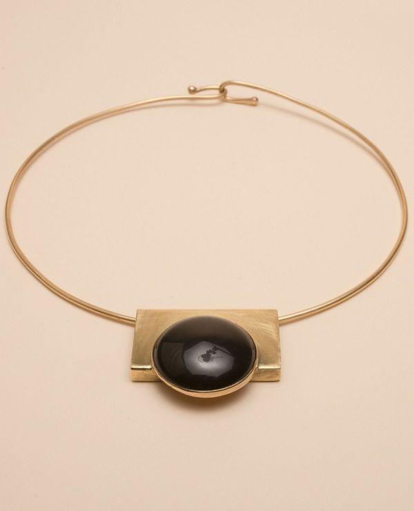 MAAARI MAARI Lunar Collar - Onyx