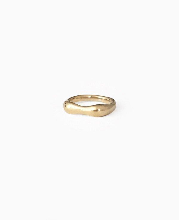 SUAI Ona Small Ring - Brass