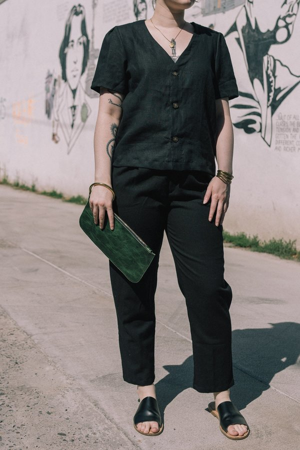 Mystic Sister Jade Bracelet Bag - Jade