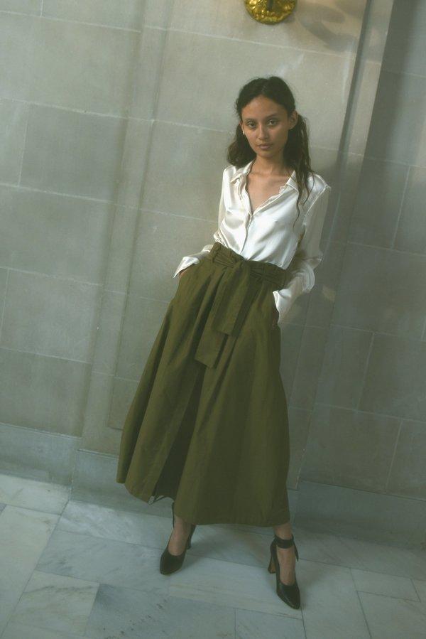 Kamperett Boucard Midi Skirt