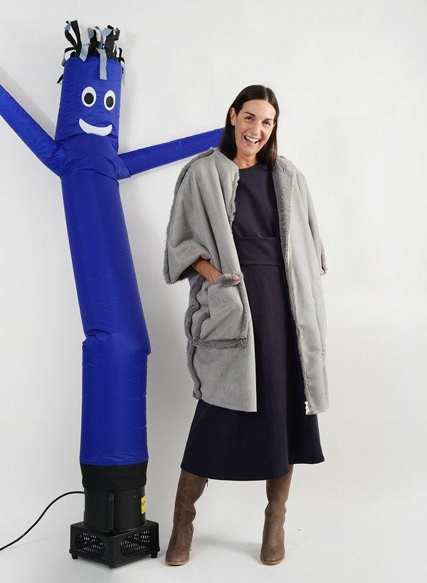 Meg Triangle Coat