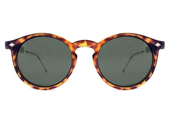 Spitfire Lunette Flex Sunglasses - Tortoise/Noir