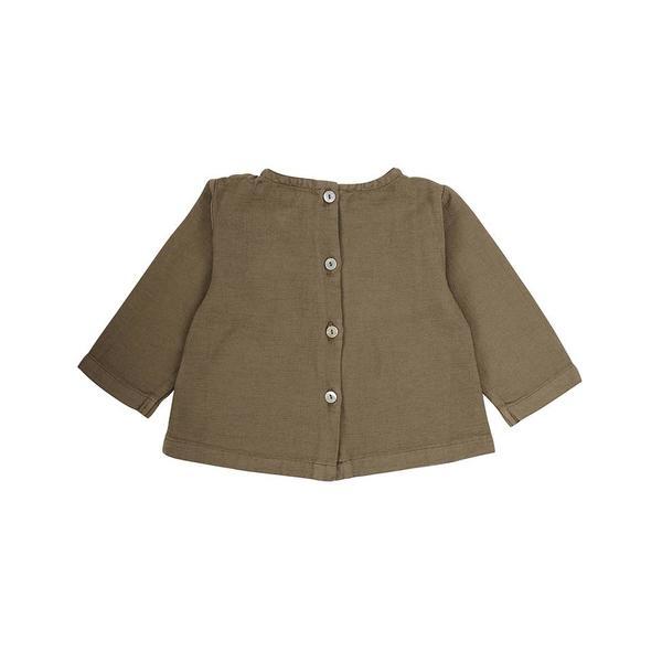 KIDS Omibia Freddie Shirt - HAZEL