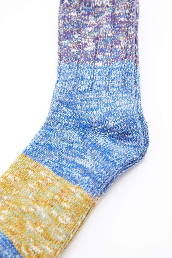 Kapital 56 Yarns GOGH Stretch Socks - Blue