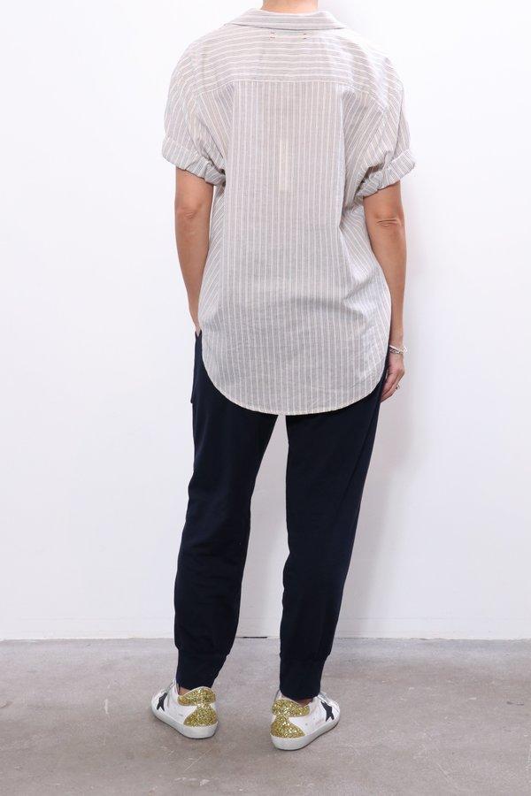 Xirena Channing Shirt - Limestone