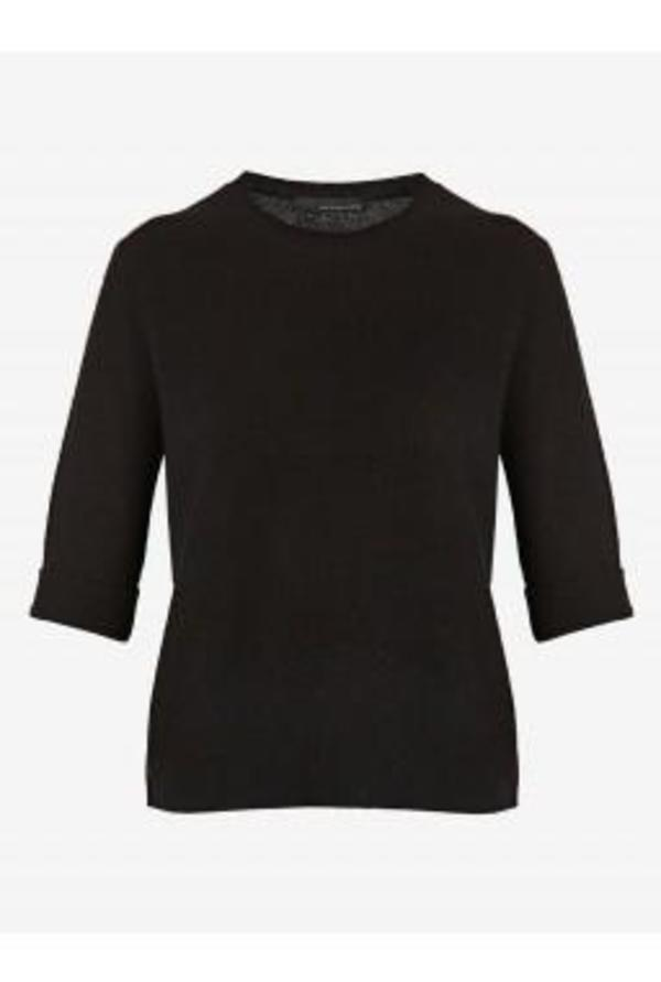 360Cashmere Moselle Sweater - Black