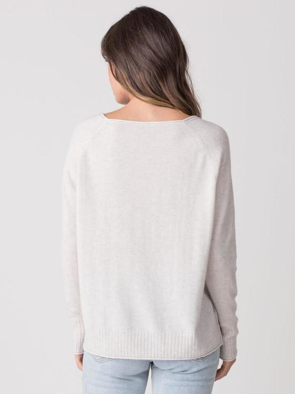 Margaret O'Leary Chiara Pullover - Grey