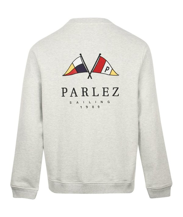 Parlez Solant Crewneck Sweat - Grey