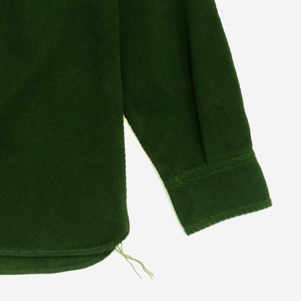 Momotaro Jeans Heavy Calze Shirt - Green
