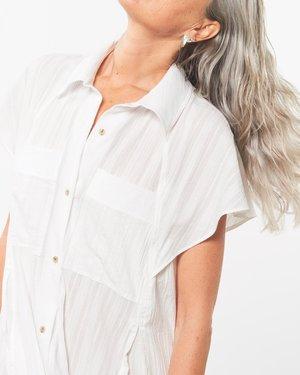 Mara Hoffman Aimilios Dress - White