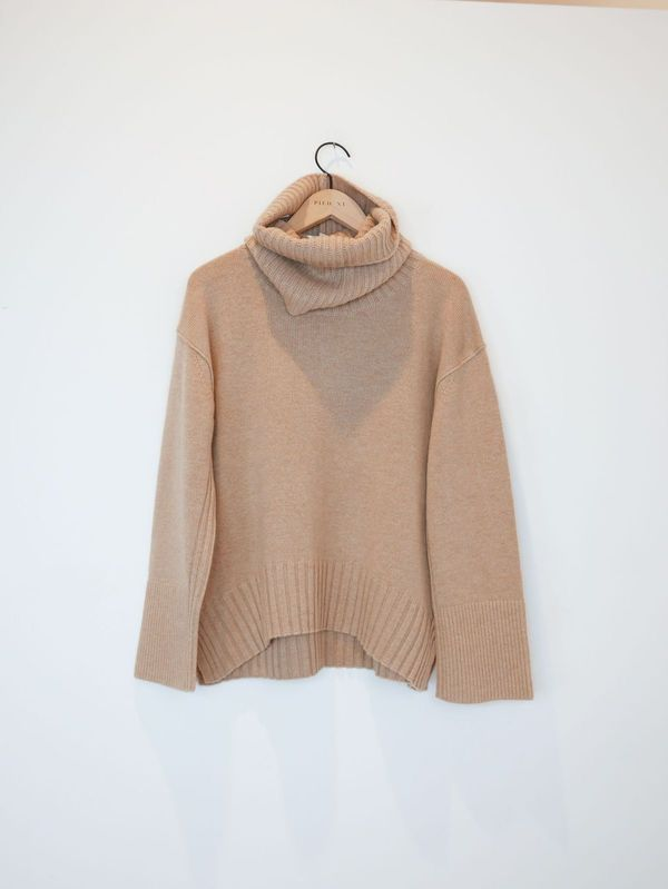 Dorothee Schumacher Deconstructed Pull - Toffee
