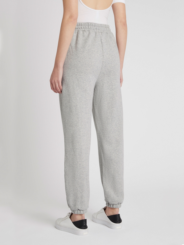 Grey Marle Denver Track Pant - Grey
