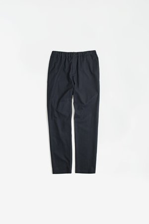 A Kind of Guise Elasticated wide trousers - deep navy