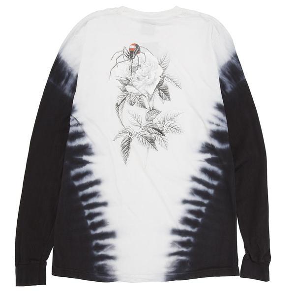 Huf Widow Long Sleeve T-shirt - White