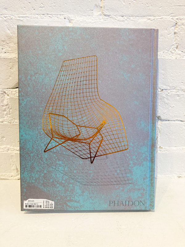 """Phaidon """"Bertoia"""" by Beverly H. Twitchell Book"""