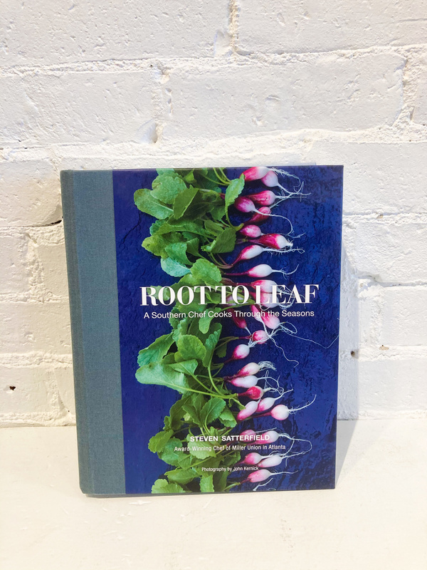 """Harper Wave """"Root to Leaf"""" by Steven Satterfield Book"""